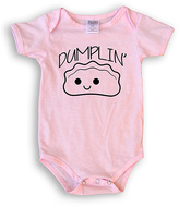 Urban Smalls Light Pink 'Dumplin' Bodysuit