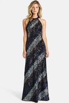 Dress the Population Veronica Icebreaker Sequined Gown