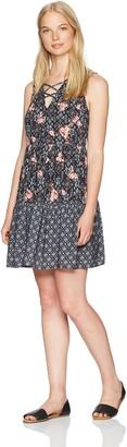 Jolt Women's Twin Print Dress