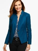 Talbots Italian Flannel Jacket
