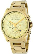 Giorgio Armani Exchange Classic Collection AX2099 Men's Analog Watch with Chronograph