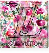 "Oliver Gal LV Garden Wall Art, 10"" x 10"""