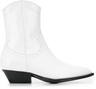 Philosophy di Lorenzo Serafini western-style ankle boots