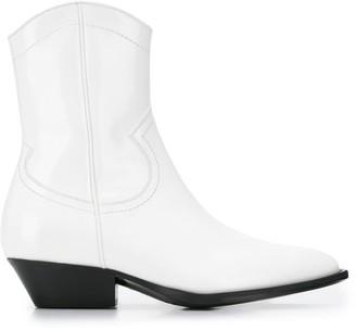 Philosophy di Lorenzo Serafini Western-Style Ankle Boots