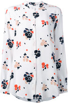 Equipment floral print shirt - women - Silk - XS