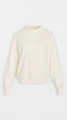 Z Supply Funnel Neck Sweatshirt