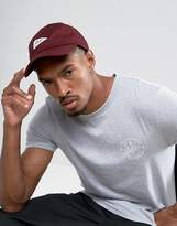 Poler 6 Panel Snapback Cap With Arrow Logo