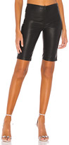 Blank NYC Blanknyc BLANKNYC Vegan Leather Bike Short