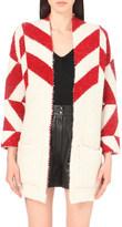 Maje Milady knitted cardigan