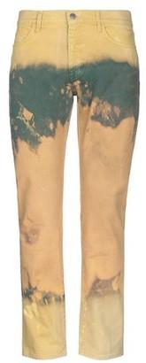 424 FOURTWOFOUR Denim trousers