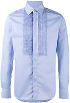 Valentino gingham shirt - men - Cotton - 39