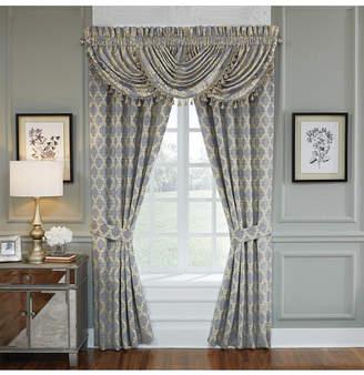 "Croscill Nadia 84"" Sqaure Curtain Panel Pair Bedding"