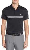 Nike Men's 'Fly Sphere' Dri-Fit Golf Polo