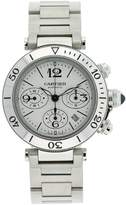 Cartier Men's W31089M7 Pasha Seatimer Chronograph Watch [Watch