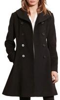 Lauren Ralph Lauren Women's Fit & Flare Military Coat