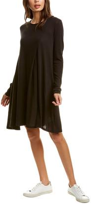 Tsesay Draped Volume T-Shirt Dress