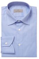 Canali Embroidered Dress Shirt