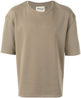 Halo waffle T-shirt - men - Cotton/Polyester - L