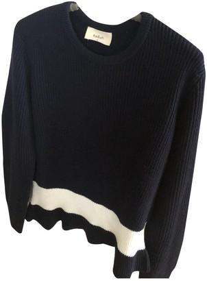 BA&SH Bash Fall Winter 2019 Navy Wool Knitwear for Women