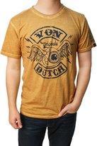 Von Dutch Men's OG Short Sleeve Graphic T-Shirt-Medium