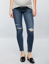 A Pea in the Pod Paige Under Belly Skinny Leg Maternity Jeans