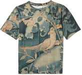 Dries Van Noten Hague Slim-Fit Printed Cotton-Jersey T-Shirt