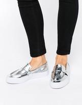 Asos DARE ME Loafer Sneakers