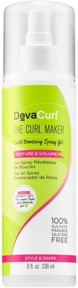 DevaCurl THE CURL MAKER Curl Boosting Spray Gel