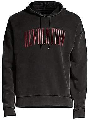 John Varvatos Men's Revolution Hoodie