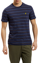 Lyle & Scott Pick Stitch T-shirt, Navy