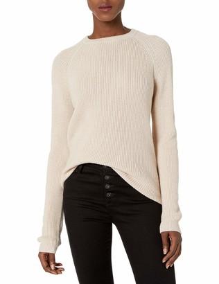 Velvet by Graham & Spencer Women's Charli Engineered Lurex Sweater