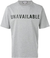 Paul & Joe Unavailable T-shirt - men - Cotton - L