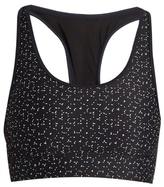 The Upside Chrissy Twilight-print sports bra