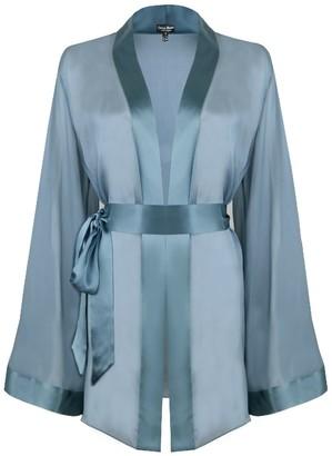 Emma Harris Tamara Blue Mist Luxury Gown