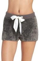 Make + Model Women's Fuzzy Lounge Shorts
