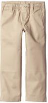 Nautica Elastic Waist Pull-On Twill Pants (Little Kids/Big Kids)