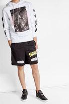 Off-White Off White Mesh Shorts