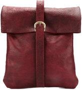 Olubiyi Thomas large satchel backpack
