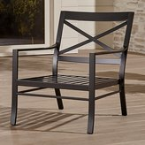 Crate & Barrel Regent Lounge Chair