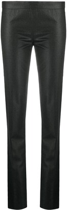 Gianfranco Ferré Pre Owned 1990s Skinny-Fit Trousers