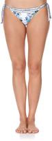 Camilla Floral Printed Side-Tie Bikini Bottom