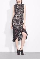 Ali & Jay Jaxed Lace Dress