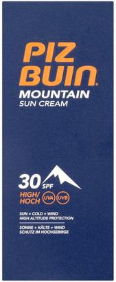 Piz Buin Mountain Sun Cream - High SPF30 50ml