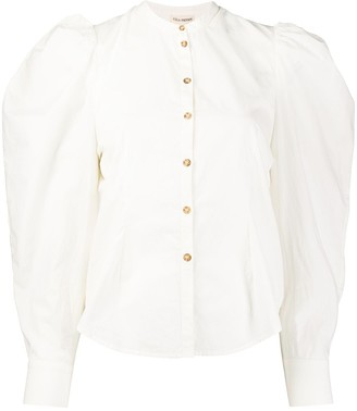 Ulla Johnson Willa balloon-sleeved blouse