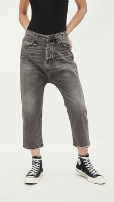 R 13 Tailored Drop Jeans
