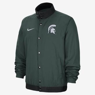 Nike Men's Jacket College Dri-FIT (Michigan State)