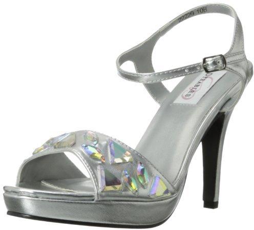 Dyeables Women's Kelly Platform Sandal