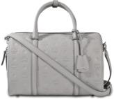 MCM Signature medium boston bag