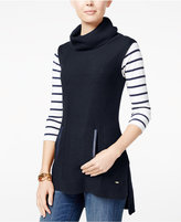Tommy Hilfiger Blair High-Low Sleeveless Tunic, Only at Macy's