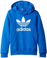 adidas Originals Kids Everyday Iconics Trefoil Hoodie (Toddler/Little Kids/Big Kids)